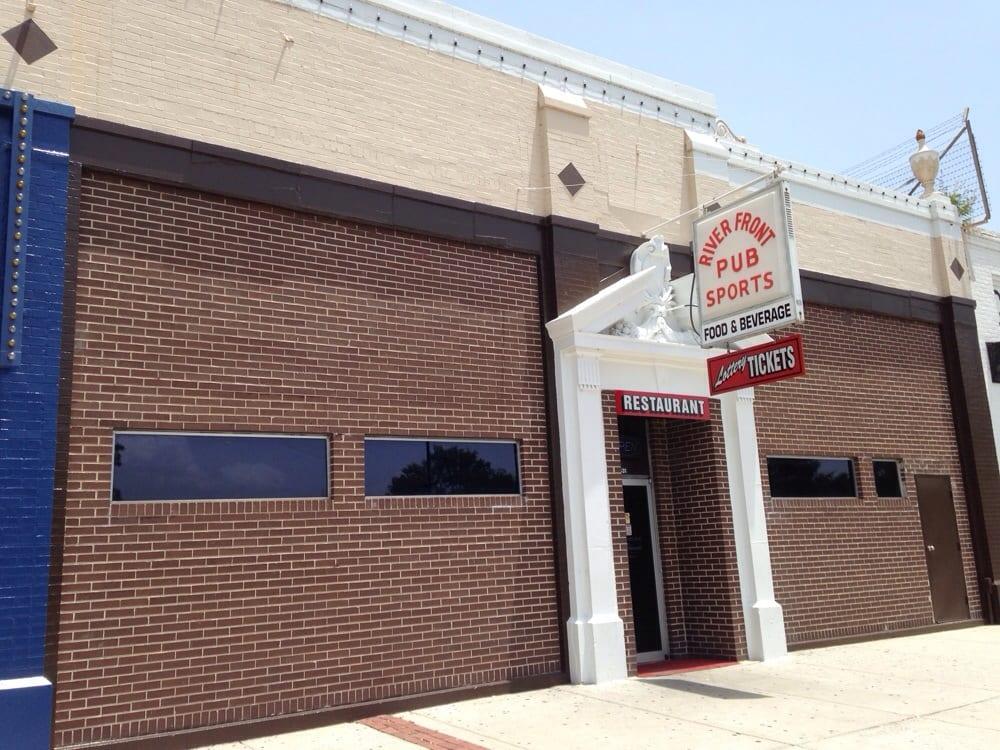 Riverfront Pub & Sports: 533 Broad St, Augusta, GA