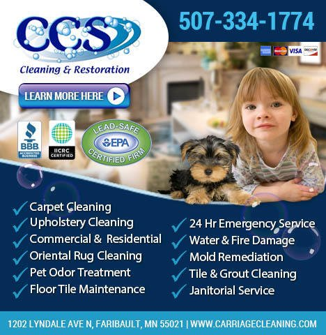CCS Restoration Services: 1202 Lyndale Ave N, Faribault, MN