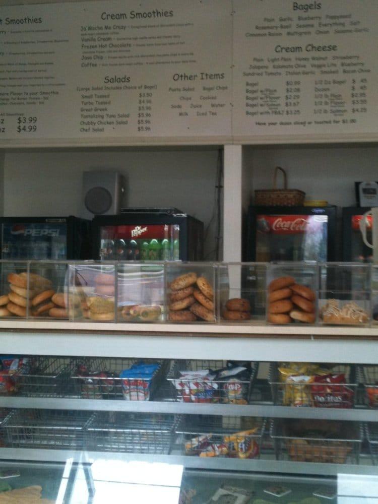 Bagel Shop Panama City Beach