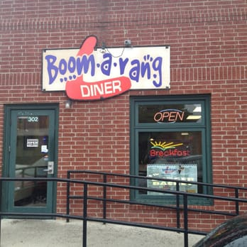 Photo Of Boomarang Diner Claremore Ok United States Front