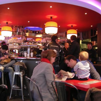 Caf Ef Bf Bd Restaurant Les Demoiselles Paris