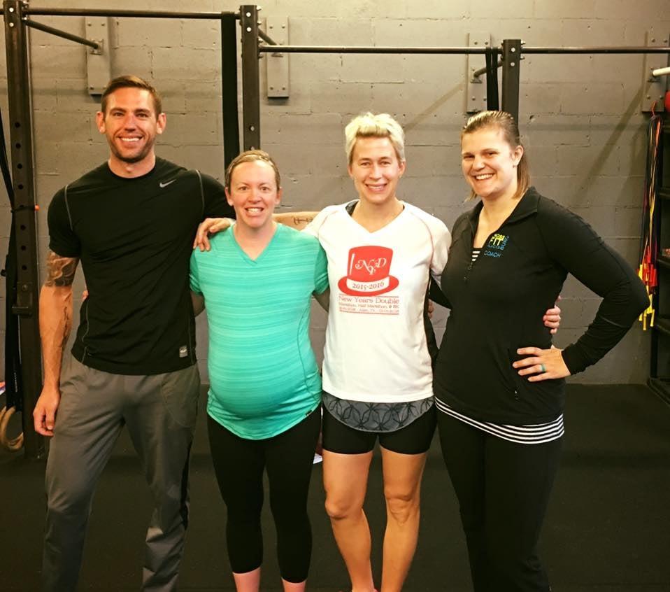 Social Spots from CrossFit Blacksburg