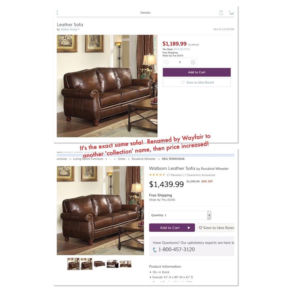 Wayfair 27 photos 205 reviews furniture stores 4 for Wayfair store