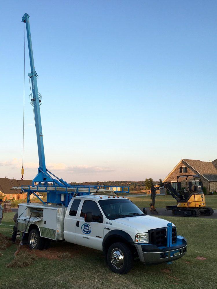 Aqua Well Drilling: 17775 NE 10th St, Choctaw, OK