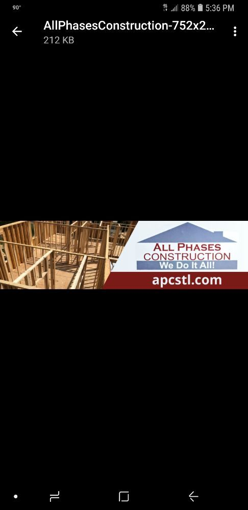 All Phases Construction: 5029 Galena Ct, Imperial, MO
