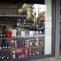 Vinoteca r as gallegas pla a del - Vinoteca valencia ...