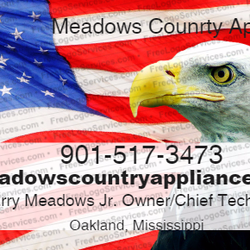 Meadows Country Appliance Request A Quote Appliances Repair