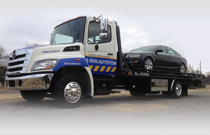 1 800 auto tow towing 105 s kickapoo st shawnee ok for Roadside assistance mercedes benz phone number
