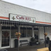 Photo Of Caffe Rel Franklin Nc United States Front Entrance To