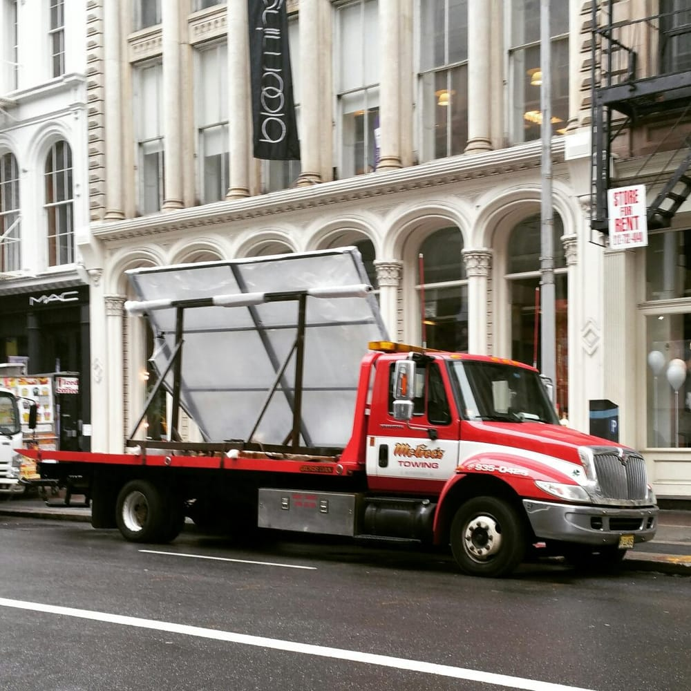 Towing business in East Rutherford, NJ