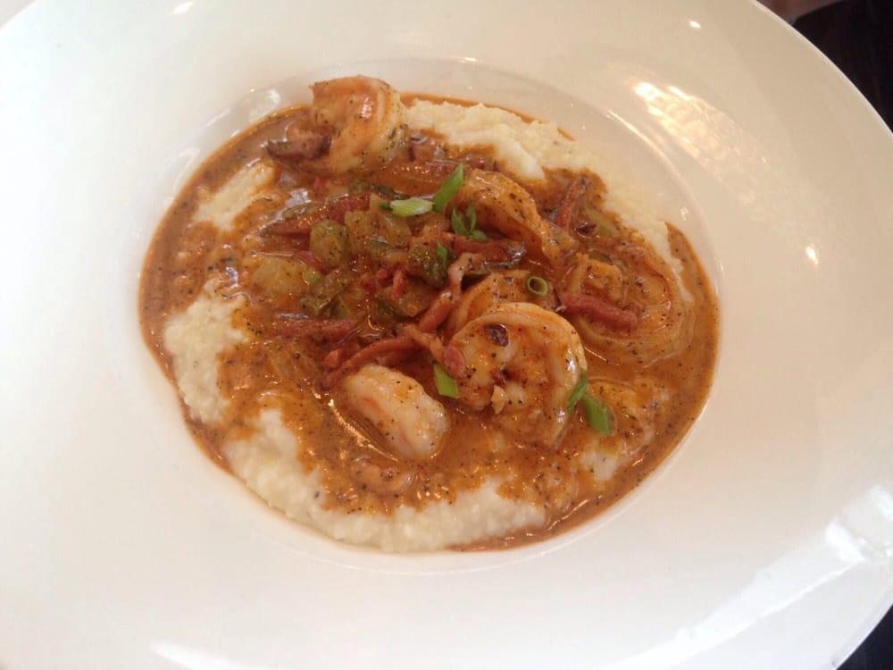 Shrimp and grits yelp for Passion fish reston va