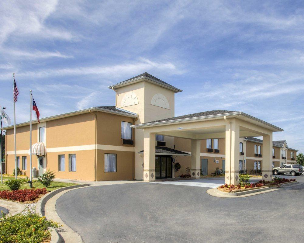 Quality Inn: 263 Ocilla Hwy, Fitzgerald, GA