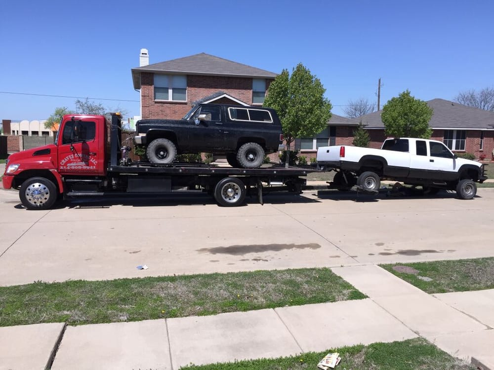 Chavez Towing 18 s Towing & Roadside Assistance
