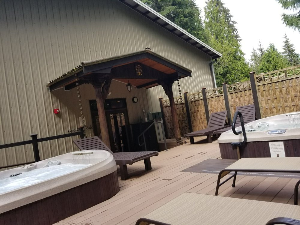 The Gated Sanctuary, Centre for Healing: 16404 14th St NE, Snohomish, WA
