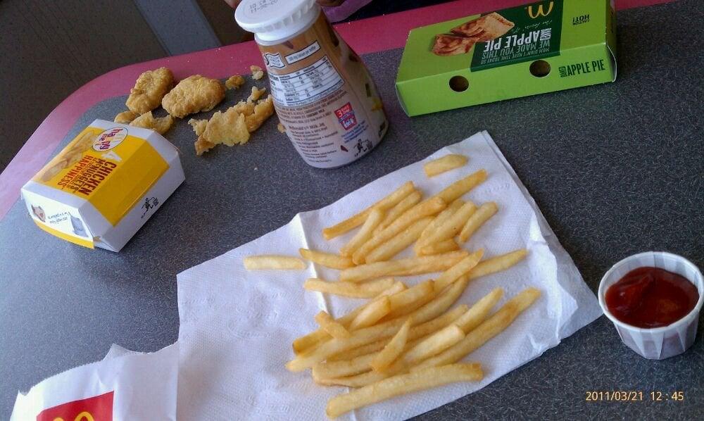 McDonald's: 1400 N Main St, Madisonville, KY