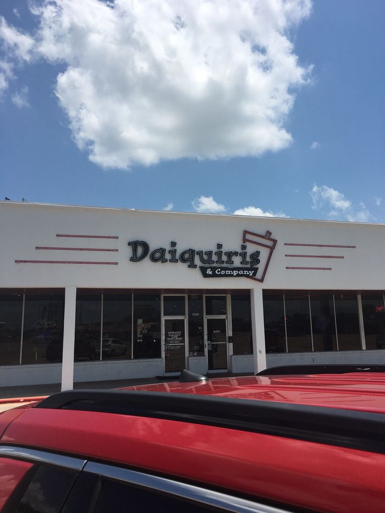 Daiquiris & Company: 7550 Highway 182 E, Morgan City, LA