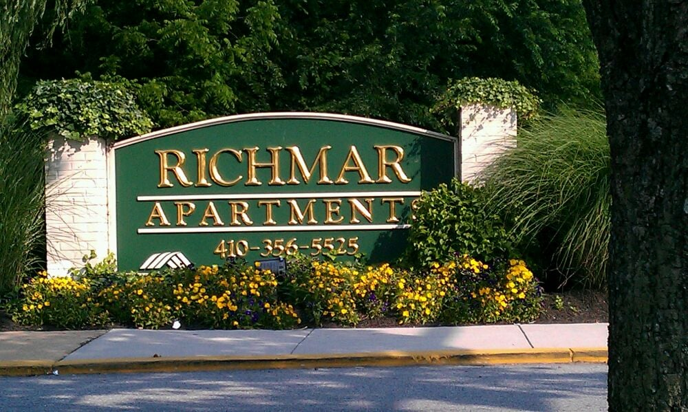 Richmar Apartments Flats Apartments 13 E Richmar Rd Owings Mills Md United States