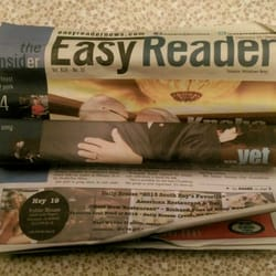 Easy Reader - 2200 Pacific Coast Hwy, Hermosa Beach, CA