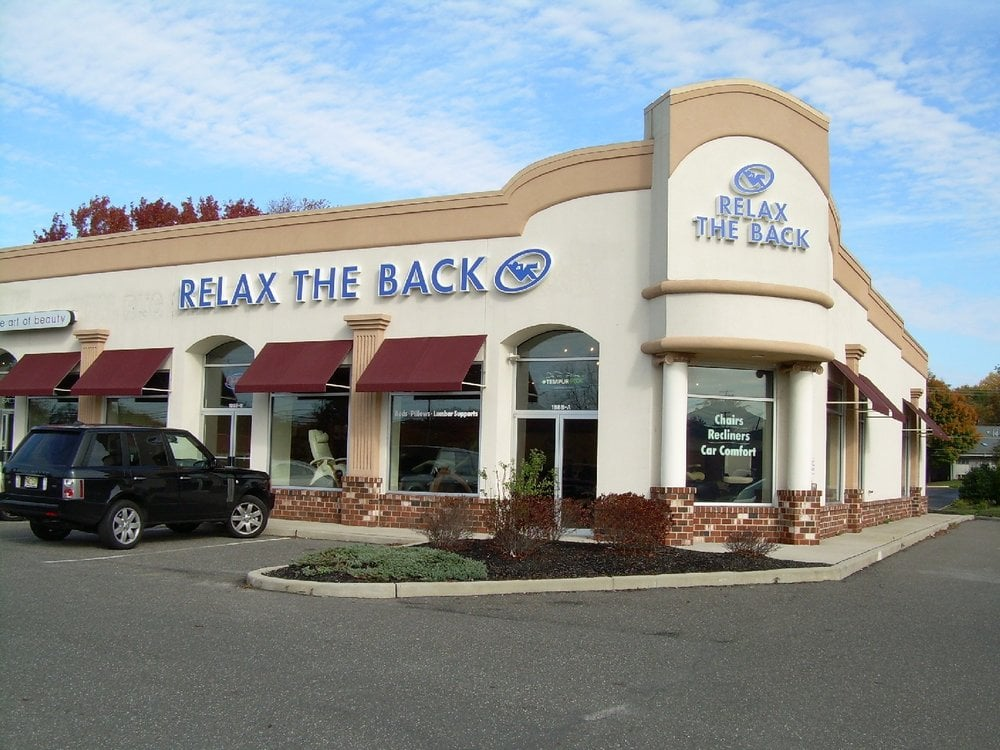 Relax the Back Store: 1888 Marlton Pike E, Cherry Hill, NJ