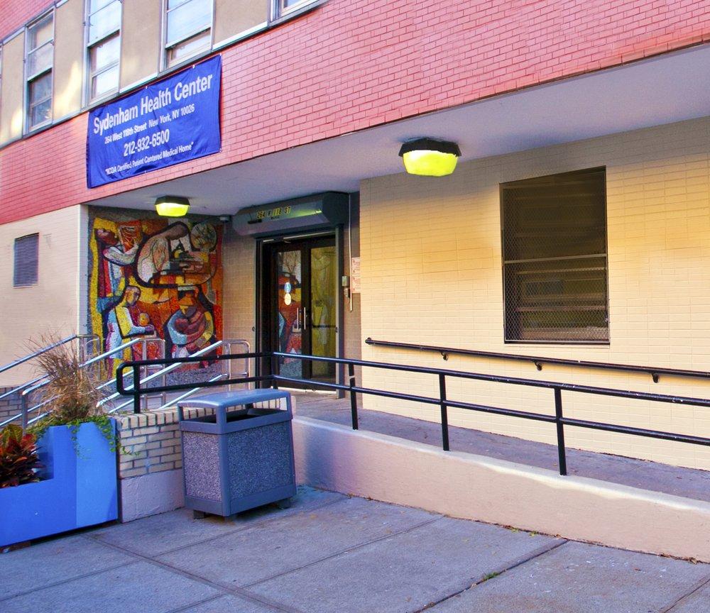Health New York: NYC Health + Hospitals/Sydenham- A Gotham Health Center