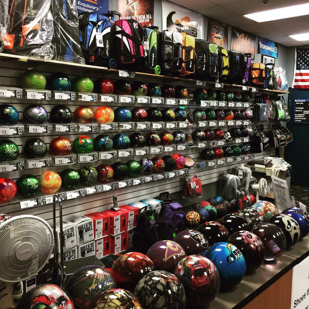 Grip It & Rip It Bowling Pro Shop: 299 W Orange Show Rd, San Bernardino, CA