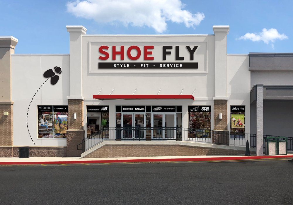 Shoe Fly Harrisburg: 5013 Jonestown Rd, Harrisburg, PA