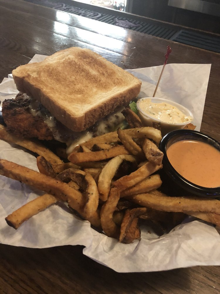 JJ's Grill: 12111 West Markham St, Little Rock, AR