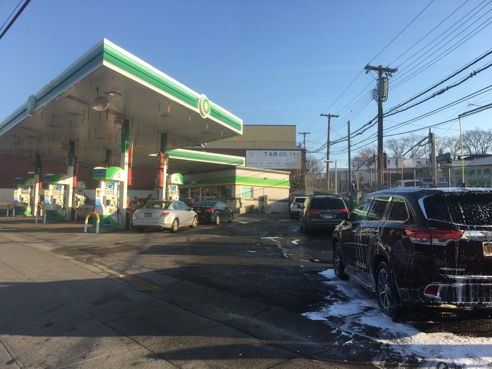 BP Gas: 26-27 College Point Blvd, New York, NY
