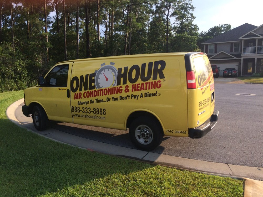 One Hour Air Conditioning Amp Heating Heating Amp Air