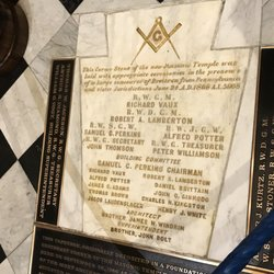 The Grand Lodge of Free and Accepted Masons of Pennsylvania