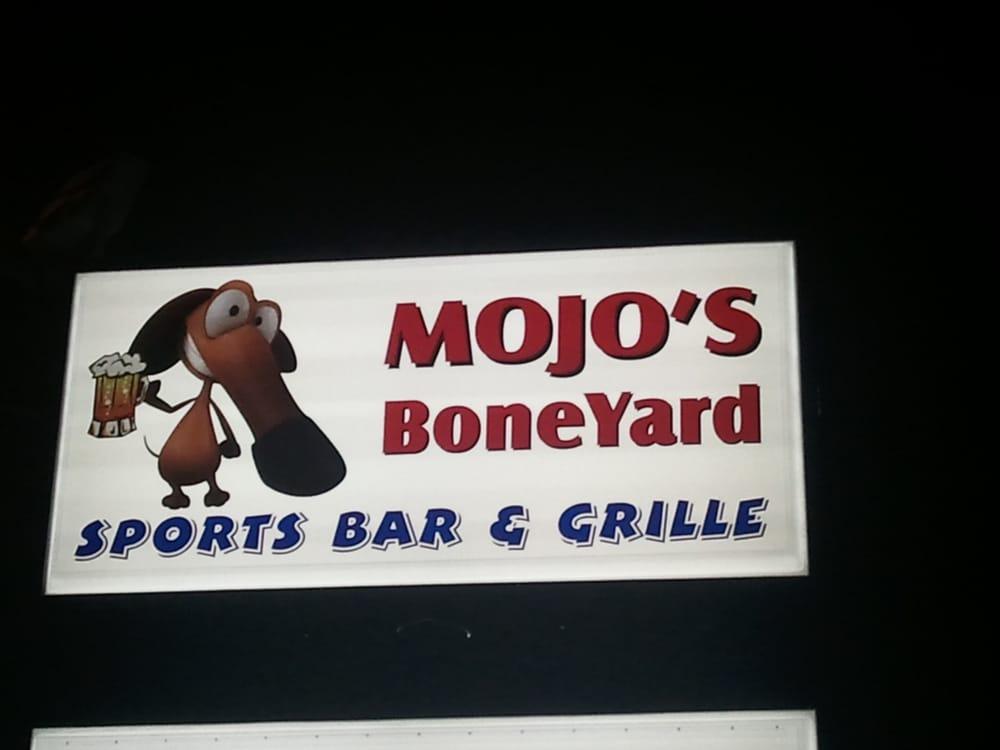 Social Spots from Mojo's BoneYard Sports Bar & Grille
