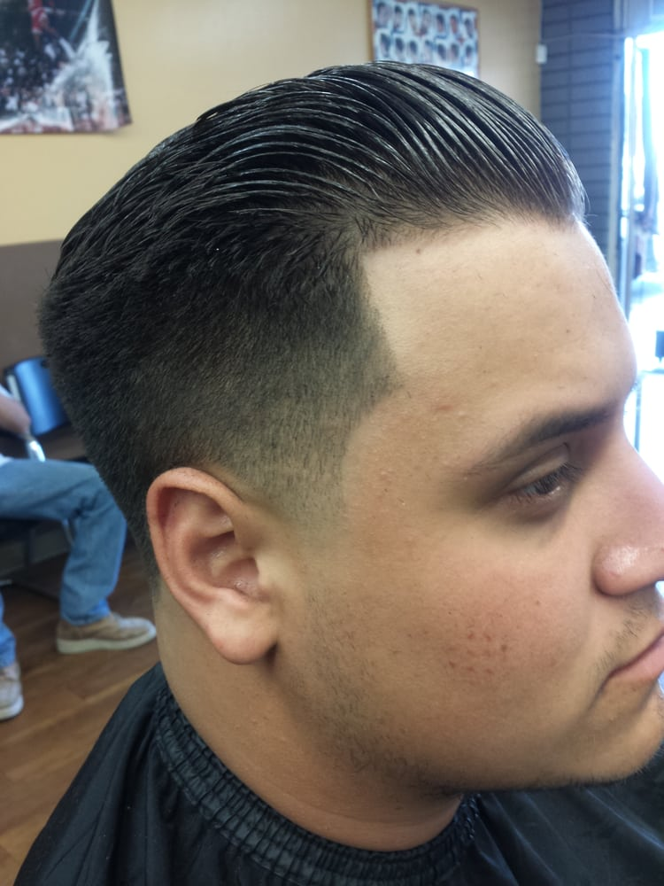 Comb Over Low Skin Taper Cut By Edwin Yelp