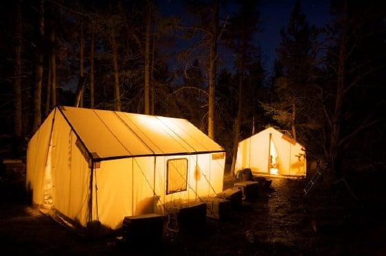 Colorado canvas wall tent yelp for Colorado canvas tents