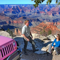 Photo Of Pink Jeep Tours   Tusayan, AZ, United States. Come Tour With