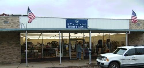 St Vincent De Paul: 116 North Plz, Apollo, PA
