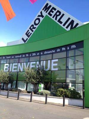 Leroy merlin casa e giardino chemin d partemental 915 osny val d 39 oise francia numero di - Leroy merlin osny ...
