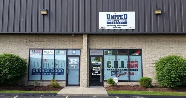 United Garage Door Company Garage Door Services 8000 Madison Ave
