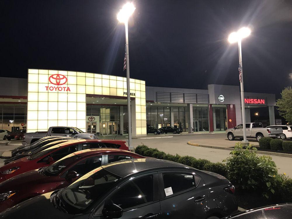 Toyota Richmond Indiana >> Cronin Toyota Of Richmond Auto Repair 5601 National Rd E