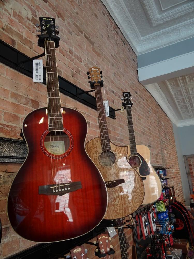 Brick & Mortar Music: 15 Market St, Potsdam, NY