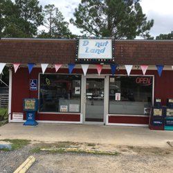 Donut Land Express 13 Reviews Donuts 1902 S Waukesha St Bonifay Fl Restaurant Phone Number Yelp