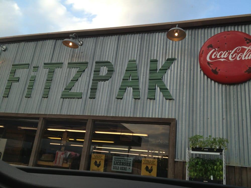 Fitzpak: 15435 Hwy 146 N, Liberty, TX