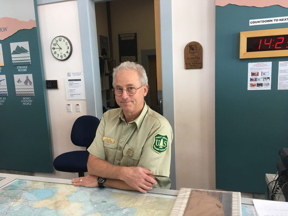 US Forest Service: 351 Pacu Ln, Bishop, CA