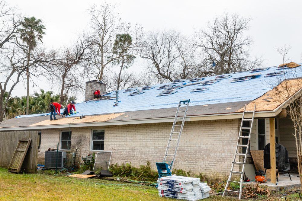 Robert Juelich Roofing: Alvin, TX