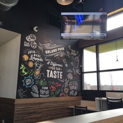 Photo of PDQ - Orland Park, IL, United States. Visualize while you eat