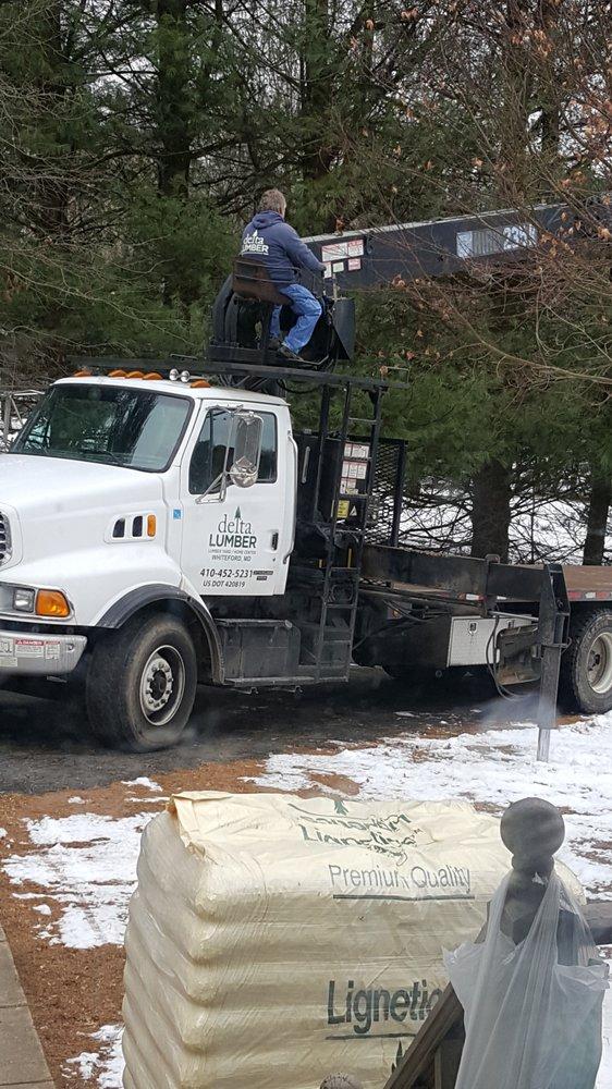 Delta Lumber: 2501 Whiteford Rd, Whiteford, MD