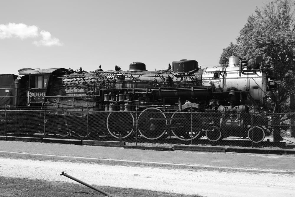 Galesburg Railroad Museum: 211 S Seminary St, Galesburg, IL