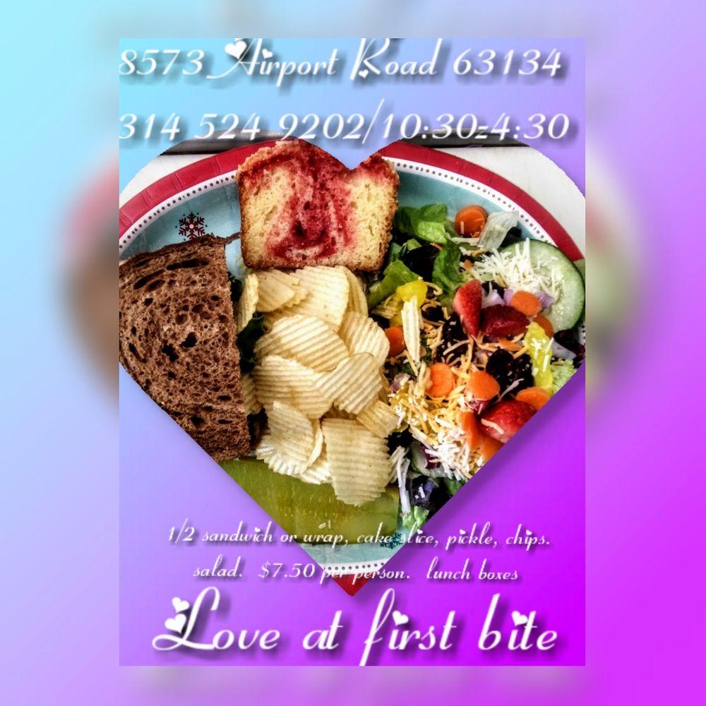 3-S's Soups, Salads, Sandwiches Bistro: 8573 Airport Rd, Saint Louis, MO