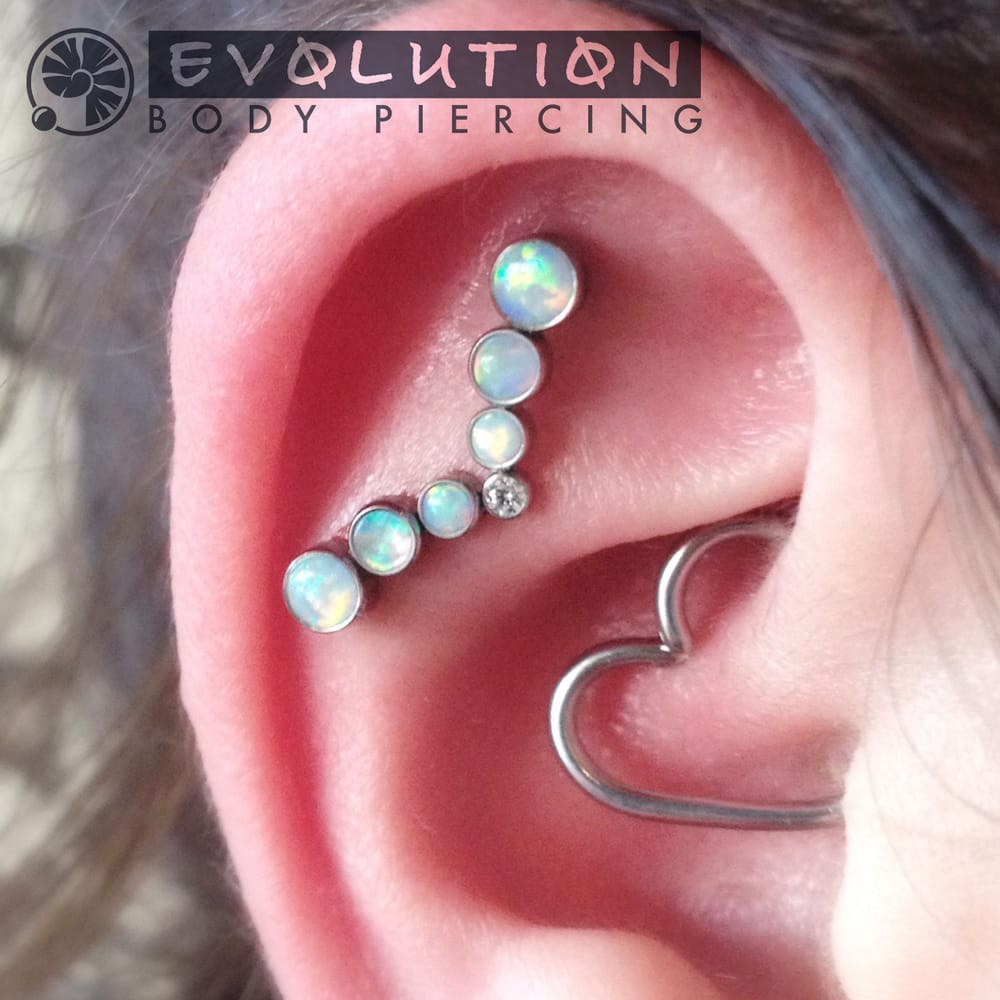 Evolution Body Piercing: 4517 Central Ave NE, Albuquerque, NM