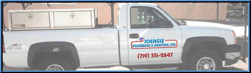 Joeagle Plumbing and Heating: 7275 Swan Rd, Colorado Springs, CO