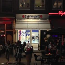 yscuypje cafes kloveniersburgwal 1 21k de wallen amsterdam